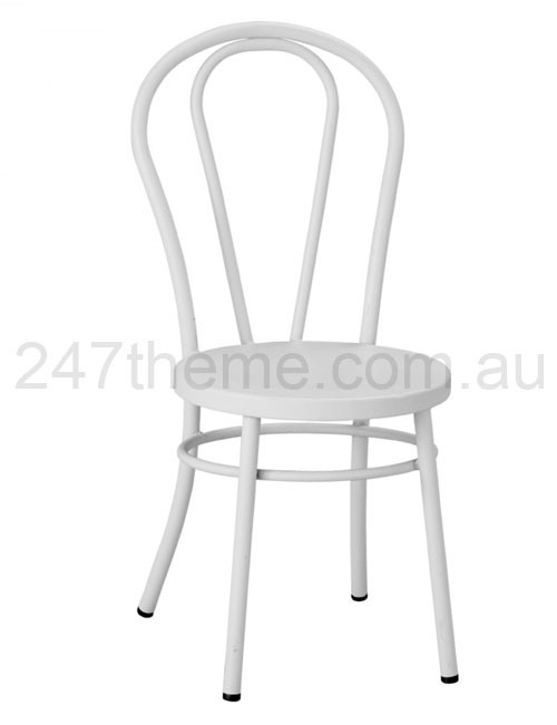 White Bentwood Chair 247