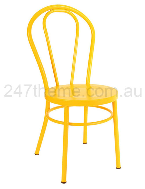 Yellow Bentwood Chair 247
